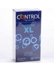 Preservativos control adapta xl 12 unidades.
