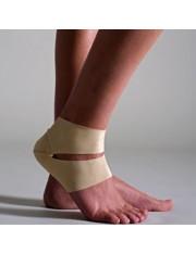 Protetor anti rachadura de calcanhar silicone farmalastic 2 unidades cinfa