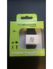Radarheath rh- 101 antimosquitos pulseira dispositivo de ultrassom com pilha uso domestico hogar