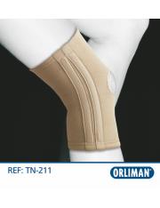 joelheira orliman elástico flejes tn-211 tamanho - 1