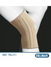 joelheira orliman elastico flejes tn-211 tamanho - 2