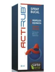 Sante verte acti rub pulverização bucal 15 ml