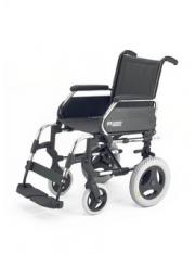 """cadeira breezy 250 assento de 43cm dourada 12"""" maciza"""