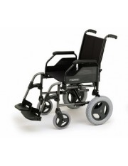 """cadeira breezy r/250 assento 40cm cromo 12"""" ar"""
