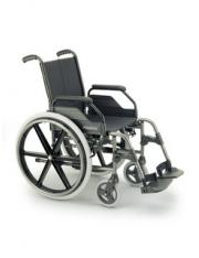 """cadeira breezy r/250 assento 40cm cromo 24"""" ar"""