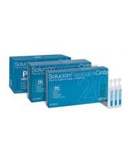monodoses solução salina 5 ml 20 unidosis cinfa