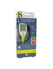 termômetro clínico digital sanitec solutions bc0509 tela grande