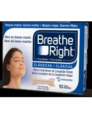tiras nasais breathe right grande 10 unidades