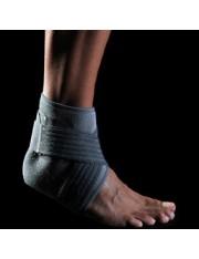 sustentação do tornozelo farmalastic neoprene tamanho unico cinfa