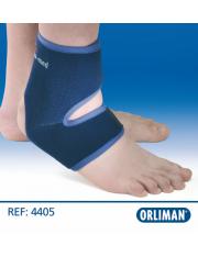sustentação do tornozelo neoprene tamanho unico 4405 orliman