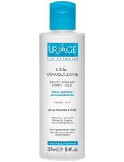 Uriage água removedor de maquiagem pele normal mixta 250 ml
