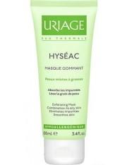 Uriage hyseac masque gommant mascara esfoliante 100 ml