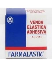 atadura adesiva elástica farmalastic 4,5 x 5