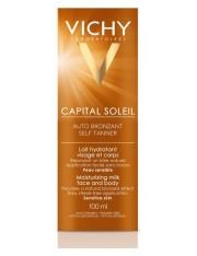 Vichy auto-bronzeamento leite corpo e rosto 100 ml