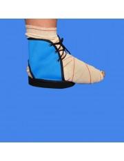 gesso pedic tamanho do sapato m ( 33-38) ortec emo pd01