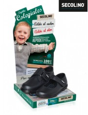 Zapato colegial niña numero 34 secolino