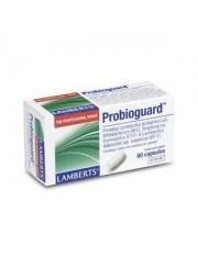 Probioguard 4 estirpes probióticas (ajuda digestiva) 60 capsulas lamberts