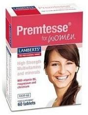 Premtesse mulheres em idade menstrual 60 comprimidos lamberts