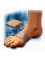 banda pé aberto elastica sem abóbada comforsil tamanho mediano 1 cc-254