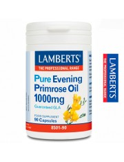 óleo puro primula 1000 mg (rico ômega 6) 90 capsulas lamberts