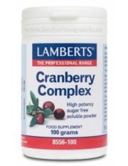 blueberries complexos com fos e vitamina c (ervas) 100gr. pó lamberts