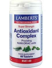 Complexo, de alto poder antioxidante (proporcionando 10.000 unidades orac) 60 comprimidos lamberts