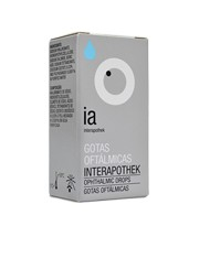 Interapothek gotas oftalmicas com hialuronato 6 ml