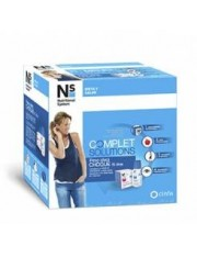 COMPLET SOLUTIONS NS DRENANTE + NS SACIAPLEN 250 ML + 28 ENVELOPES CINFA