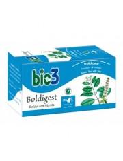 Bie3 boldo 25 sacos de filtro