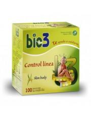 Bie3 controle linha slim body infusão 1.5 g 100 filtros