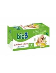 Bie3 controle linha slim body infusão 1.5 g 25 filtros