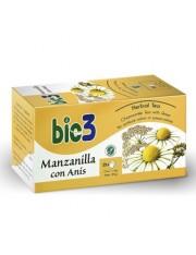 Bie3 Camomila com anis 1.4 g 25 filtros