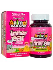 NATURE´S ANIMAL PARADE INNER EAR 90 COMPRIMIDOS