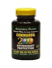 NATURE´S PLUS COMMANDO 2000 60 COMPRIMIDOS