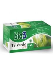 Bie3 chá verde ecológico 1.8 g 25 filtros