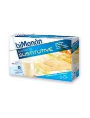 Bimanan barras iogurte 40 g/ 320 g 8 barras