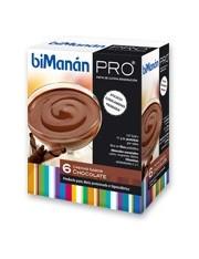 Bimanan metodo pro creme de chocolate 6 envelopes