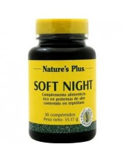 NATURE´S PLUS SOFT NIGHT 30 COMPRIMIDOS