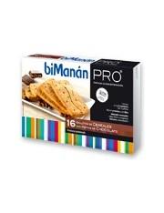 Bimanan metodo pro Biscoitos do cereal com chocolate 200g 16 Biscoitos