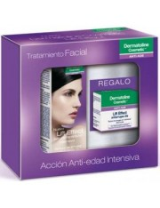 pack somatoline tratamento facial dermatoline serum de reparação 30ml + anti-rugas Lift Effect Dia 15ml