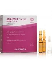 Acglicolic Classic ampolas Forte 5 unidades Sesderma