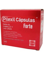 Pilexil forte cabelo y unhas 100 capsulas