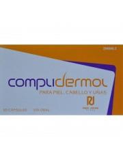 Complidermol anti-queda 50 capsulas
