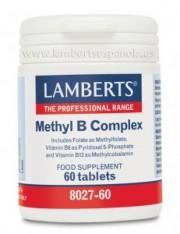 METHYL B COMPLEX 60 COMPRIMIDOS LAMBERTS