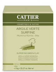 Cattier superfino argila verde 1 kg