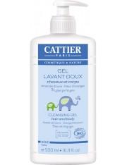 Cattier bebê gel de banho 500 ml