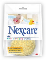 3M NEXCARE BABY SPONGE ESPONJA BEBÊ