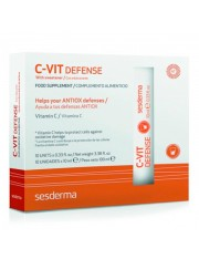 C-VIT DEFENSE 10 VIALES 10 ML SESDERMA