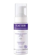 Cattier espuma limpeza 150 ml