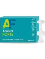 AQUORAL FORTE HIALURONICO 0.4% OLHOS SECOS 0.5 ML 30 MONODOSE